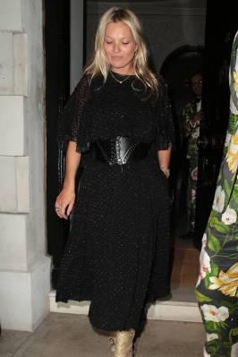 Kate Moss, London