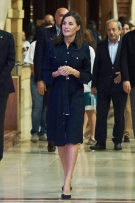 La Regina di Spagna, Oviedo