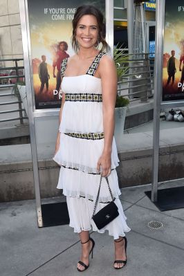 Mandy Moore alla screening of Darkest Minds, Hollywood