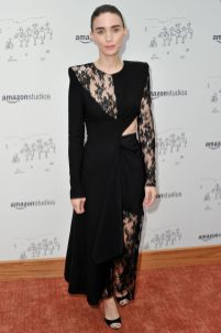 Rooney Mara in Givenchy alla premiere of Don't Worry, He Wont Get Far On Foot, Hollywood