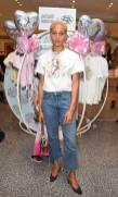 Adwoa Aboah al Mimi Wade x Polly Pocket Launch at Selfridges, London