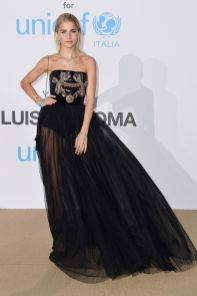 Caroline Daur all'Unicef Summer Gala, Italy.