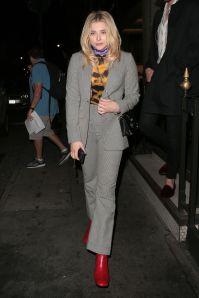 Chloe Grace Moretz, London.