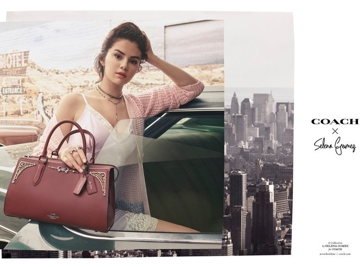 Coach X Selena Gomez – arriva la nuova capsule