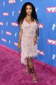 SZA in Rodarte agli MTV VMA 2018