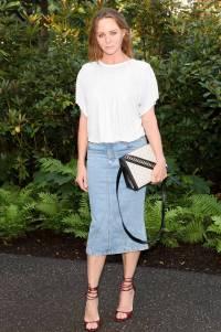 Stella McCartney alla Net-A-Porter x GOOD+ Foundation summer dinner, the Hamptons