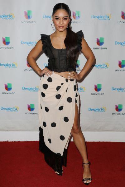 Vanessa Hudgens in Jacquemus al Dog Days,Miami
