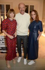 Anna Wintour, Stan Smith, Stella McCartney al Stella McCartney x Stan Smith launch party, London