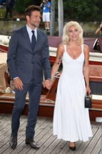 Bradley Cooper e Lady Gaga al Venice Film Festival 2018