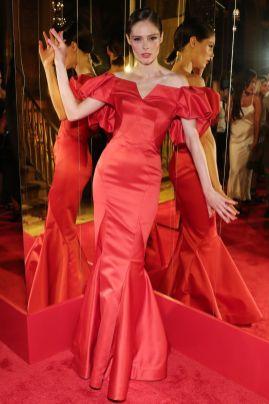 Coco Rocha al Harper's Bazaar Icons party durante la New York Fashion Week