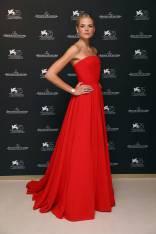 Gabriella Wilde al Venice Film Festival 2018