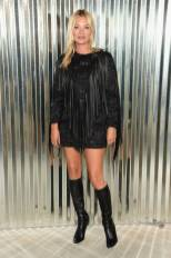 Kate Moss al Longchamp SS19 show New York Fashion Week