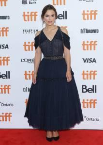 Keira Knightley in Chanel al Toronto International Film Festival, Toronto