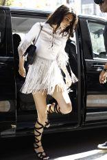 Kendall Jenner, Paris