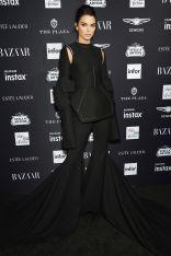 Kendall Jenner al Harper's Bazaar Icons party durante la New York Fashion Week