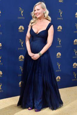 Kirsten Dunst in Schiaparelli agli Emmy Awards, California