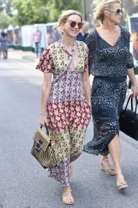 Naomi Watts in Valentino al al Venice Film Festival 2018