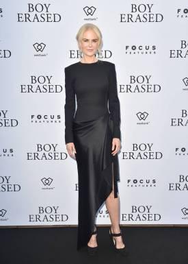 Nicole Kidman in Monse al Focus Features & Westbank present the 'Boy Erased' party, Toronto