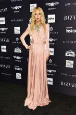 Rachel Zoe al Harper's Bazaar Icons party durante la New York Fashion Week
