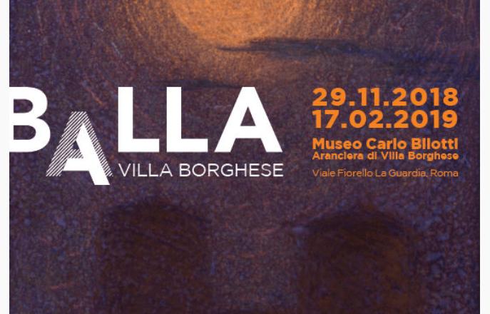 Giacomo Balla sarà il protagonista a Villa Borghese