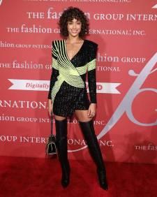 Alanna Arrington al 'Night of Stars' Gala, New York