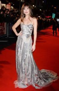 Dakota Johnson in Gucci alla 'Suspiria' premiere, London