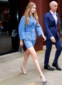 Gigi Hadid, NY