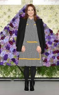 Julianne Moore al 'Florale by Triumph' collection launch, Tokyo
