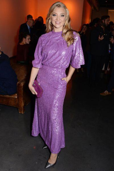 Natalie Dormer al Persol & BFI London Film Festival Awards party