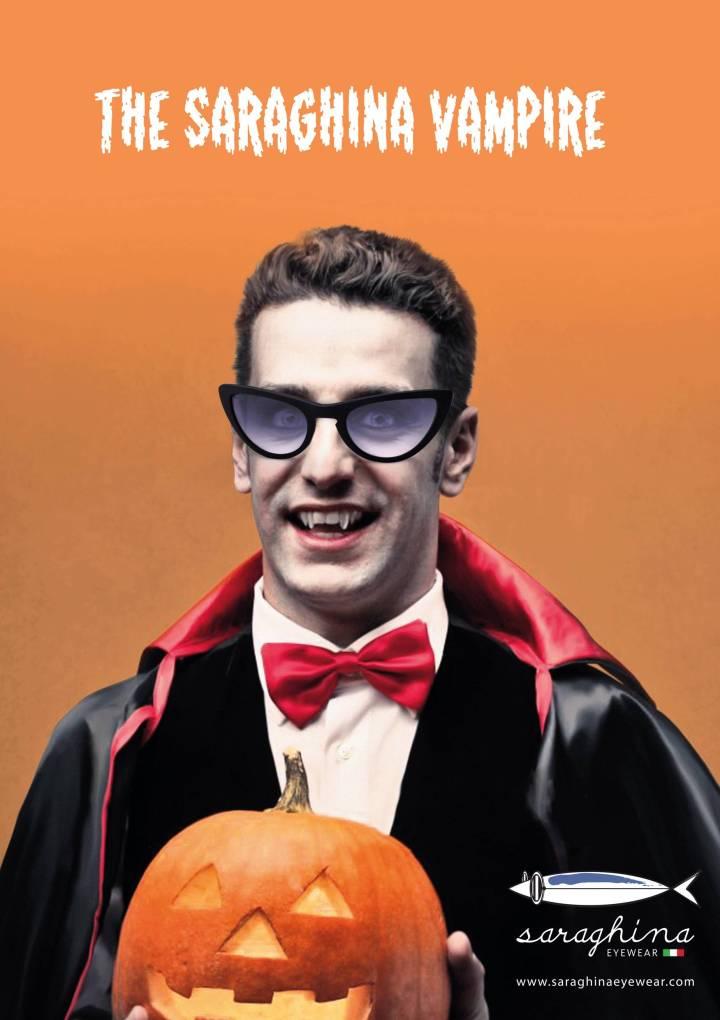 Saraghina Eyewear speciale Halloween