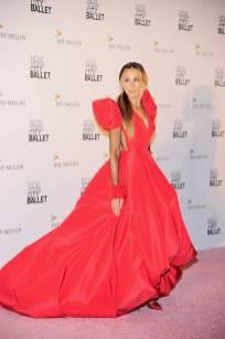 Sarah Jessica Parker al New York City Ballet 2018 Fall Fashion Gala