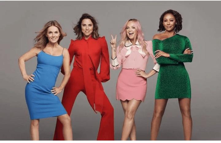 Tutti pazzi per la reunion delle Spice Girls
