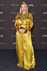 Courtney Love in Gucci al LACMA Art + Film Gala, Los Angeles