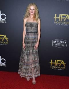Nicole Kidman ai 22nd Annual Hollywood Film Awards, Los Angeles -