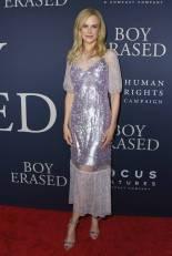 Nicole Kidman in Markus Lupfer alla 'Boy Erased' Premiere, Los Angeles