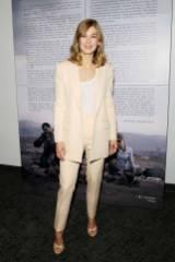 Rosamund Pike alla 'A Private War' Screening, New York