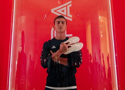 Paulo Dybala presenta le sue nuove Adidas Copa 19+