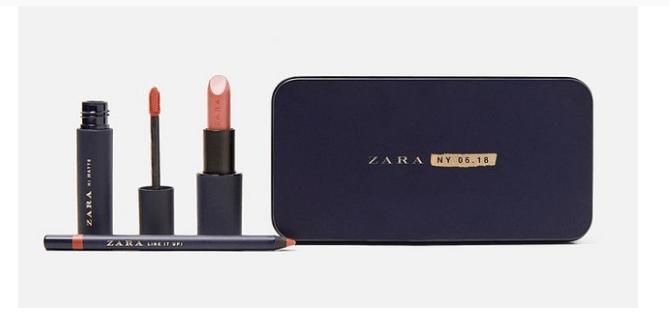 Zara Make-up: è questa la grande novità di stagione