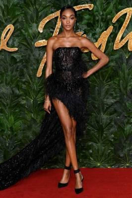 Jourdan Dunn in 16Arlington ai Fashion Awards 2018, London