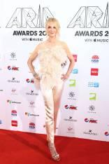 Nicole Kidman in Oscar de la Renta all'32nd Annual ARIA Awards 2018, Sydney