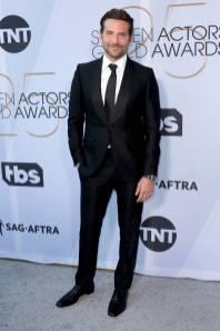 Bradley Cooper ai SAG Awards 2019