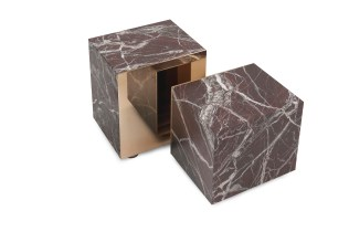 FF Prisme marble coffee tables 3