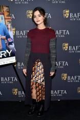 Jenna Coleman alla The Cry Bafta film screening, New York