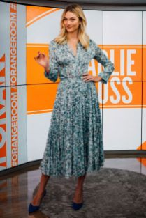 Karlie Kloss al Today show