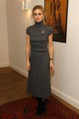 Laura Bailey al Chanel and Laura Bailey Celebrate Mary Queen of Scots, London