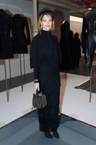 Natalia Vodianova all'A Tribute To Azzedine Alaia, Paris