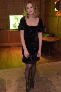Laura Carmichael in Christopher Kane al Christopher Kane's Burns Night party ,London Edition hotel