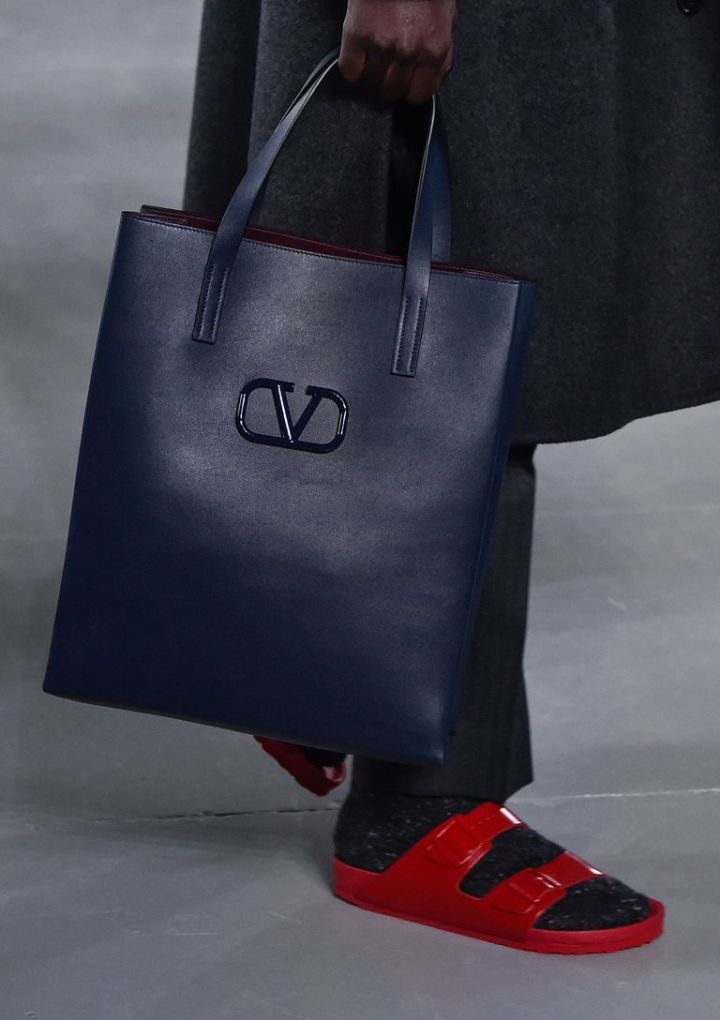 Paris Men Fashion Week – il debutto di Valentino e Birkenstocks