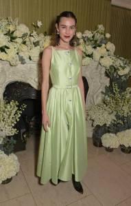 Alexa Chung al The Vogue & Tiffany Fashion And Film Party 2019, Annabel's