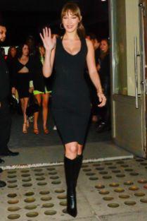 Bella Hadid, NY